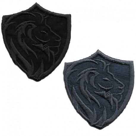 Applicazione Termoadesiva Polo Team Scudetto GRIGIO - 9655C Marbet