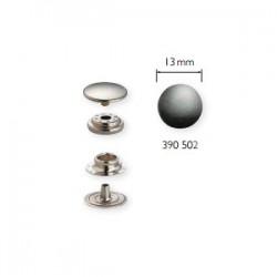 Bottoni a pressione 'Sport & Camping Mini' OSSIDO 13mm - 390502 Prym