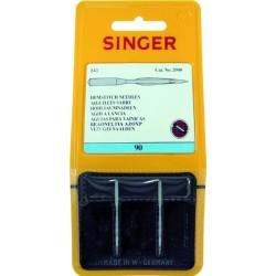 Aghi per macchina SINGER a Lancia con testa piatta - 2040 Singer