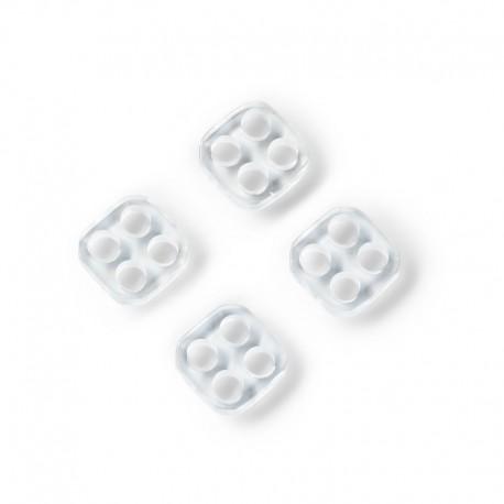 Controbottoni trasparenti 11 mm - 311520 Prym
