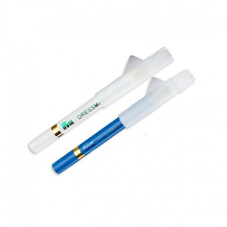 Matite con gesso per sarti bianco e blu - 611626 Prym