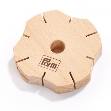 Telaio in legno a forma di stella per intrecciare - 225136 Prym