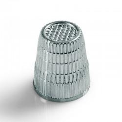 Ditale zinco 16,5 mm ARGENTO