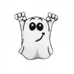 Farfallina piccola fondo BLU