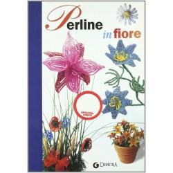 Perline in Fiore libro di Cristanini Gina