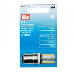 Lampadina di ricambio a LED per macchina da cucire attacco a baionetta