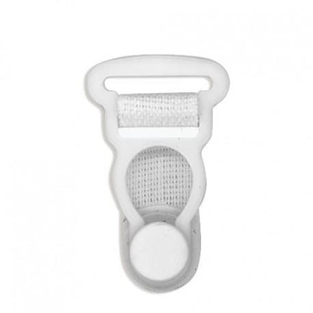 FERMAGLIO REGGICALZA VELVET 10mm in plastica - 166.05 Marbet