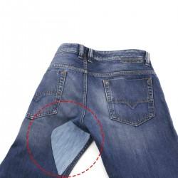 Rinforzi JEANS per pantaloni termoadesivi