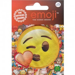 Emoji Bacio, faccina che manda un bacio