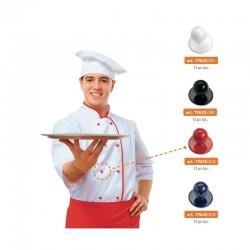 Bottone per divisa da Cuoco piccolo, lineato 18 - 196.35 Marbet