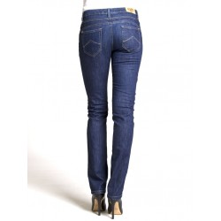 Carrera Jeans DONNA Denim Stretch 12 oz MOD. 752. Vita e gamba regolare.