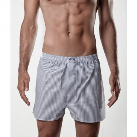 Boxer Uomo in stoffa di cotone, aperto con bottoni, fantasie assortite - Vela Intimo Firenze