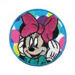 Minni Disney© applicazione patch termoadesiva