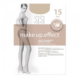 SiSi Make Up effect 15 den Collant senza cuciture
