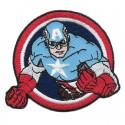 Capitan America, Marvel Avengers toppa termoadesiva