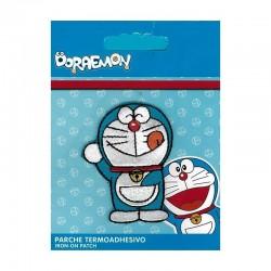 Doraemon patch applicazione termoadesiva