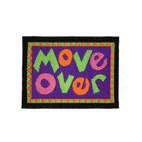 Applicazione Termoadesiva e Autoadesiva Bandierina - 9853 Marbet