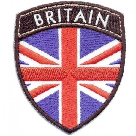 Scudetto Bandiera UK United Kingdom Patch termoadesiva - 8961B Marbet