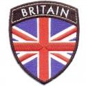 Scudetto Bandiera UK United Kingdom