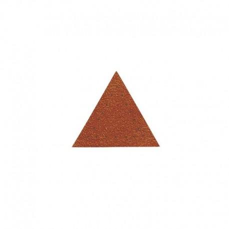 Triangoli scamosciati termoadesivi altezza 30mm - 39 Marbet