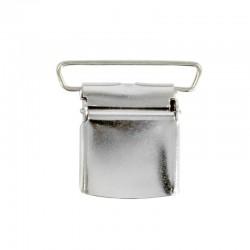 Gancio Bretelle classico (clip bretelle) fibbia 36 mm