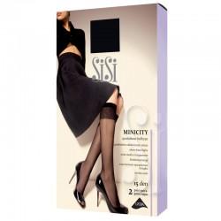 Gambaletto velato SiSi Minicity 15 den