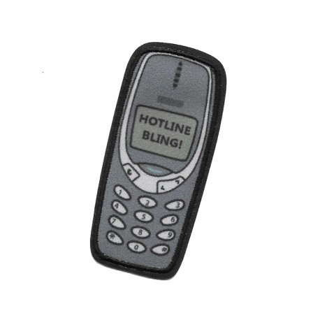 Applicazione termoadesiva Patch Marbet telefonino Nokia 3310