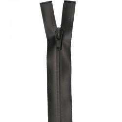 Cerniera Lampo gommata rovesciata 20cm (Zip)