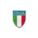 Scudetto Italia patch ricamata