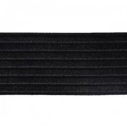 Elastico rigato per cinture altezza 6 cm