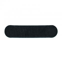 Nastro elastico N°14 10mm NERO