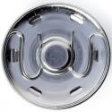 Bottoni Automatici in metallo argento 30 mm