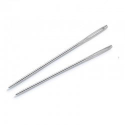 Aghi Lana senza punta No.24-26 Assortiti con cruna argento
