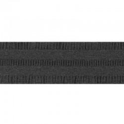Elastico goffrato per cinture moda altezza 3,6 cm