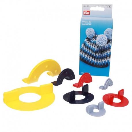 Set per creare pompon in 4 misure - 624153 Prym