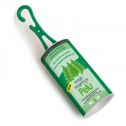 Spazzola adesiva Pelù MAGIC FRAGRANCE leva pelucchi profumata all'aroma di pino