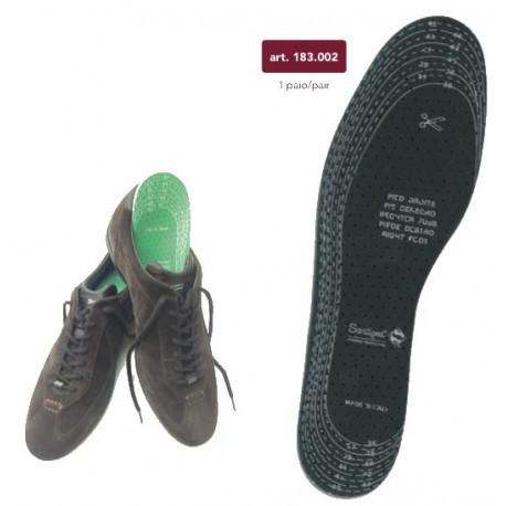 Solette per scarpe universali al Carbone Attivo - 183.002 Marbet