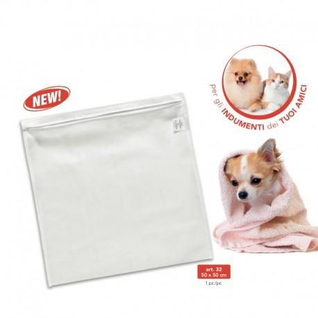 SALVA e LAVA PET BAG sacco salvaindumenti per animali - 50 X 50cm - 32 Marbet