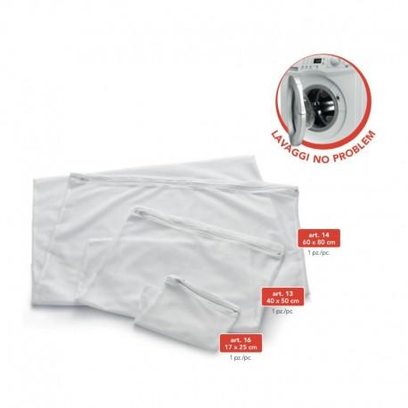 SALVA e LAVA sacco salvabiancheria 40 x 50cm con cerniera - 13 Marbet