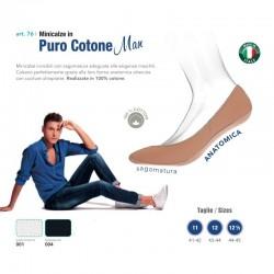 BABETTE minicalze in puro cotone UOMO - 76 Marbet