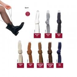 Stringhe per Scarpe piatte SPORT 120cm x 8mm - 5041120 Marbet