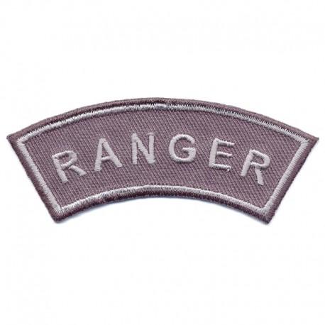 Applicazione Termoadesiva scritta Ranger GRIGIA - 9572C Marbet