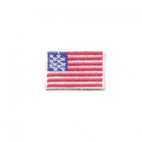 Applicazione Termoadesiva Bandiera Mini USA Stati Uniti d'America - 9272A Marbet