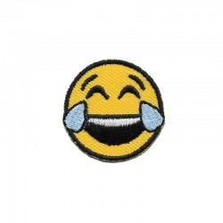 Smile, Faccina, Emoticon, Emoji in tondo piccola