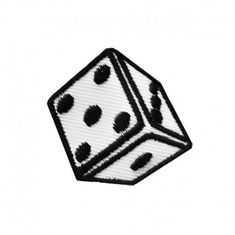 Applicazione Termoadesiva Smile, Faccina, Emoticon, Emoji piccola - 9675B Marbet
